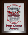 2007 Cherries Jubilee Peer Award