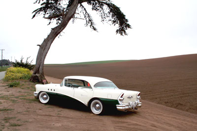 55 Buick Special